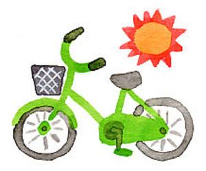 自転車運転など交通安全対策の充実を!
