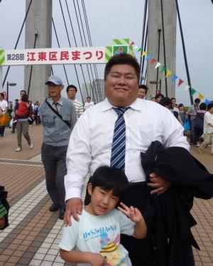 江東区民まつりに行ってきました。