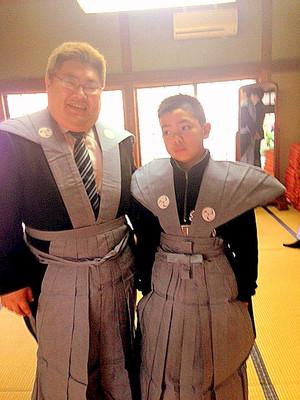 宇迦八幡宮「節分祭」に参加しました。